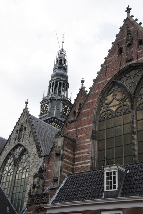 Oude Kerk - Amsterdam