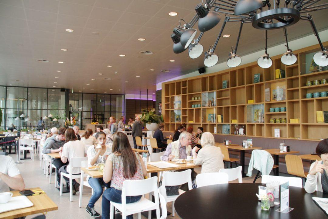 Restaurant musée Ven Gogh