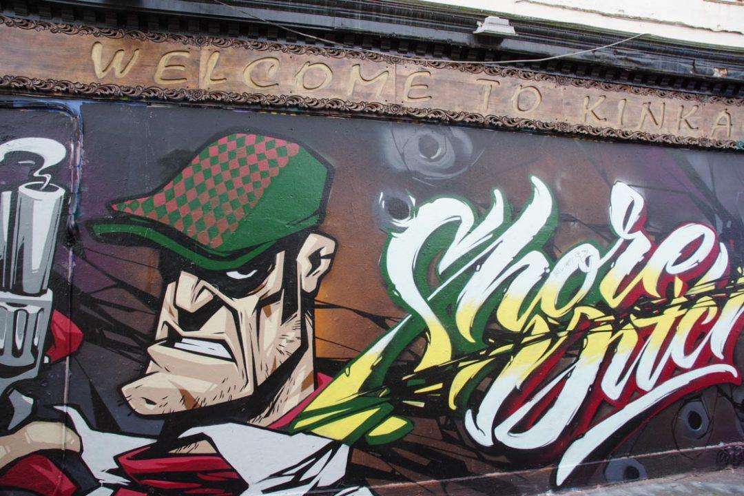 Fresque Shoreditch