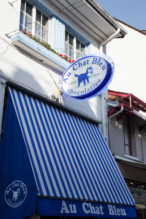 Chocolaterie Au Chat Bleu