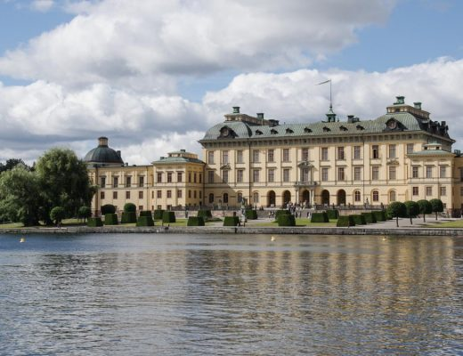 Chateau Royal de Drottningholm - Suède