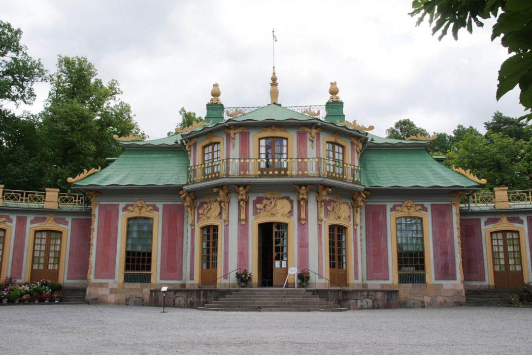 Le Pavillon Chinois - Domaine royal de Drottningholm