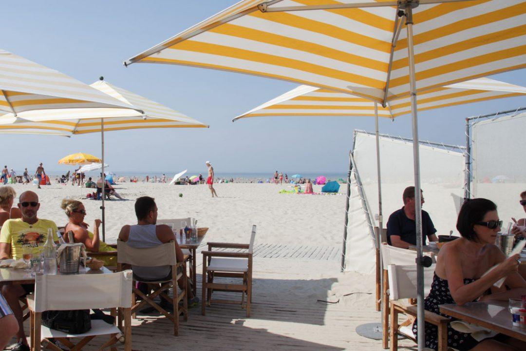 Agora, le restaurant de plage de Berck