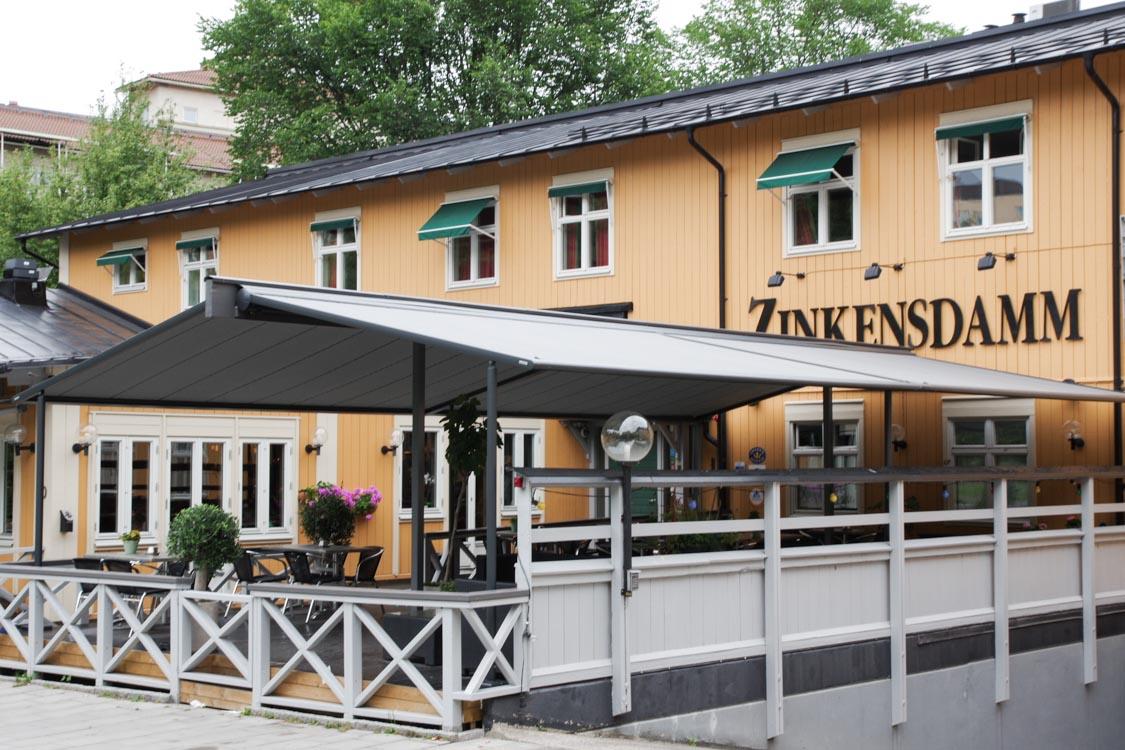 Auberge de jeunesse stf Zinkensdamm