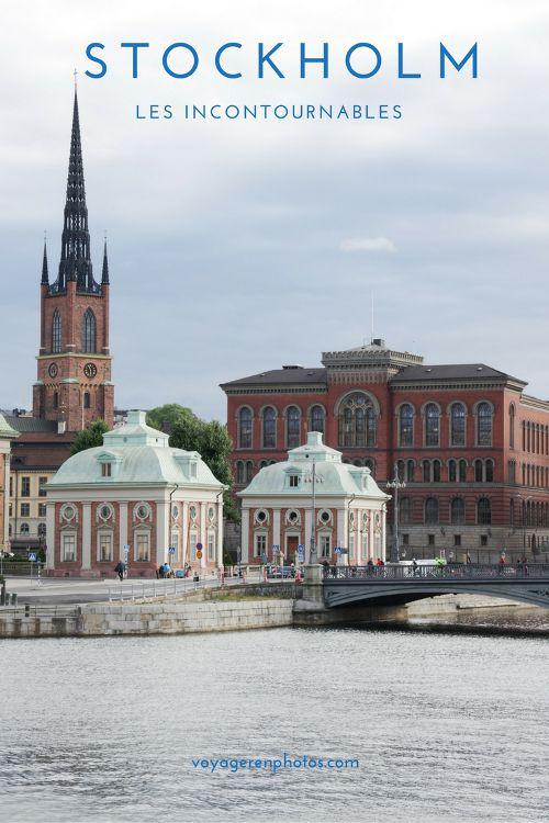 Découvrir les incontournables de Stockholm