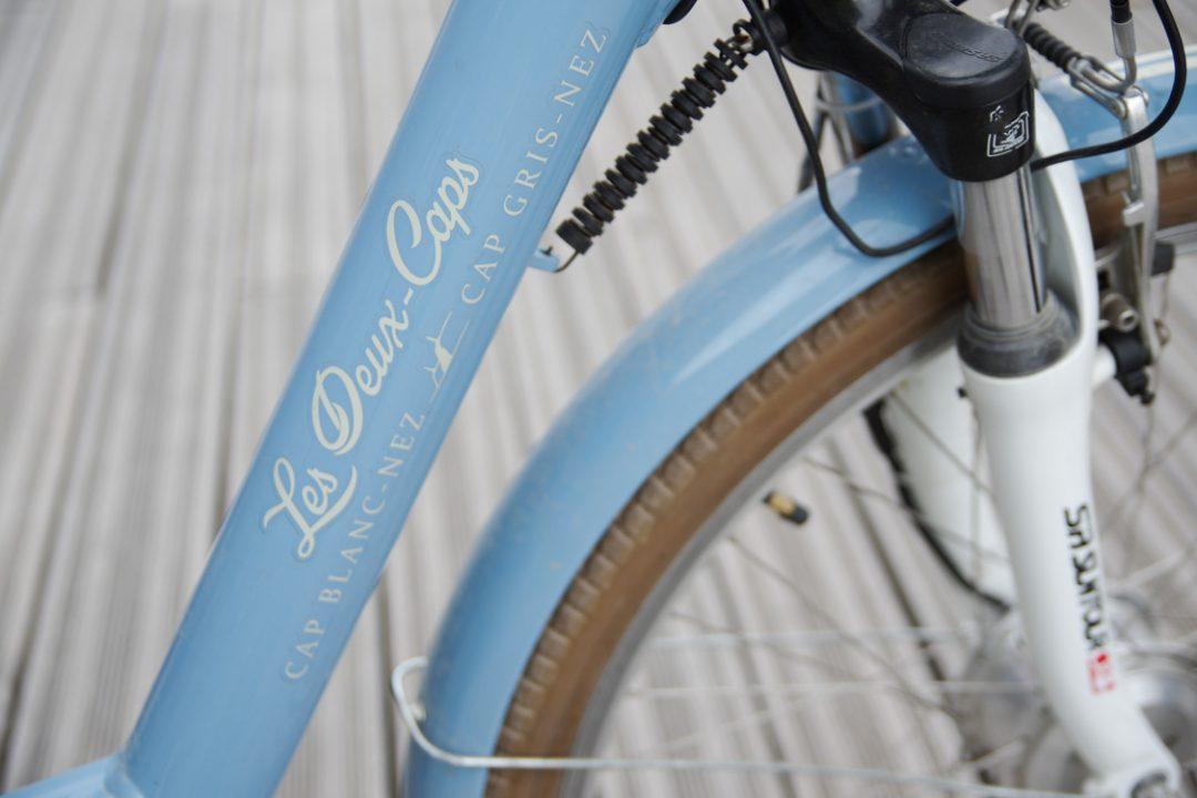 vélo electrique de la maison des 2 caps
