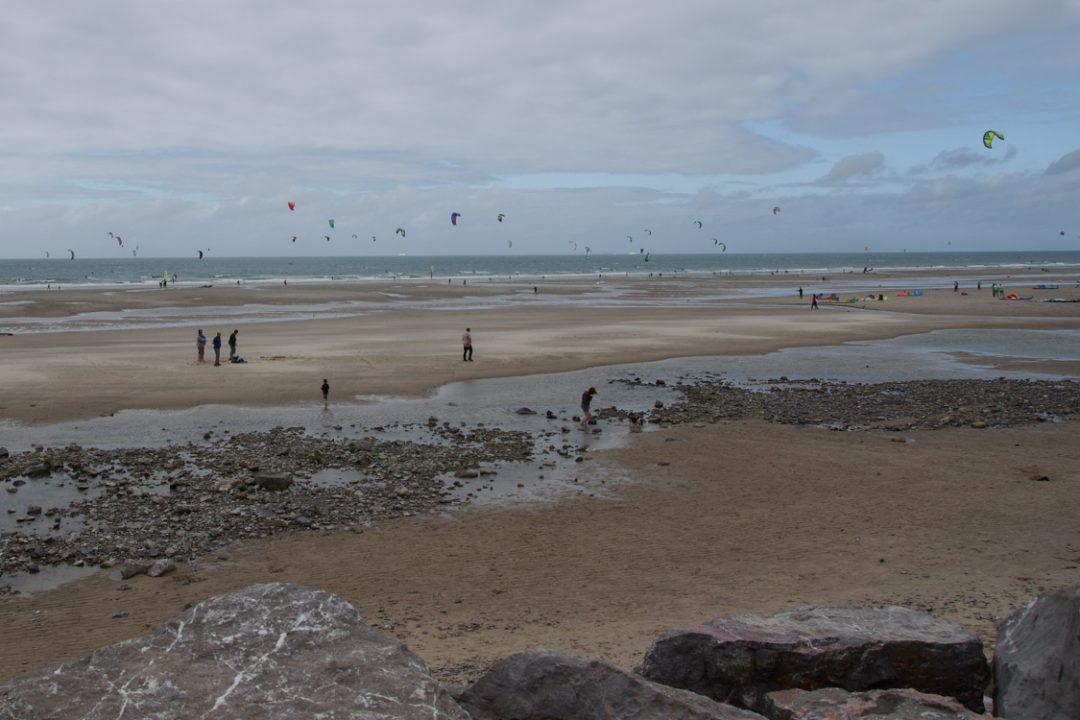 la plage de Wissant