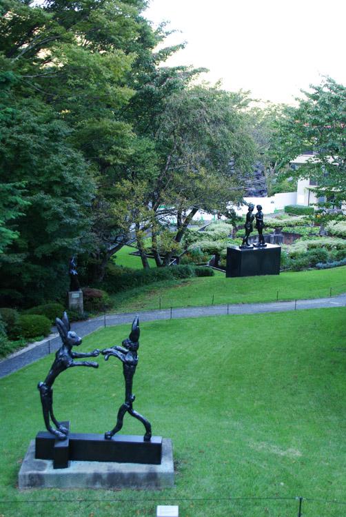 musée en plein air d'Hakone