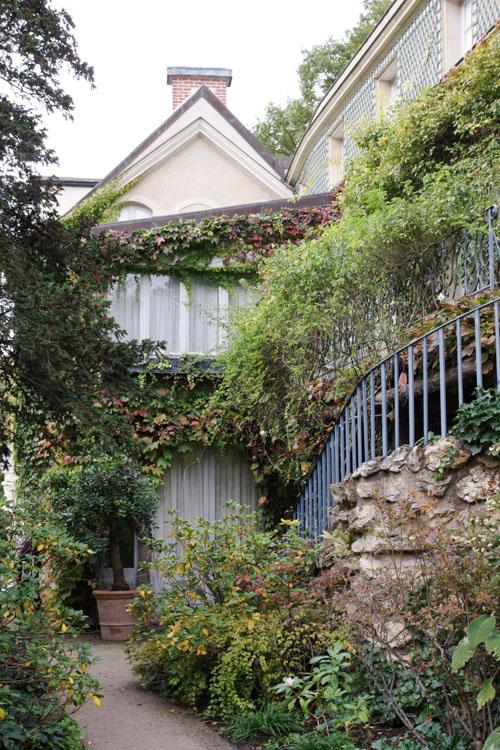 maison de chateaubriand - extérieur