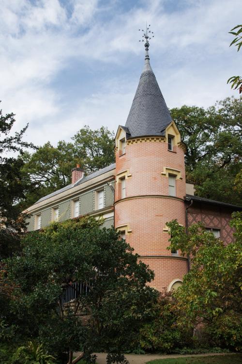 maison de chateaubriand - tourelle