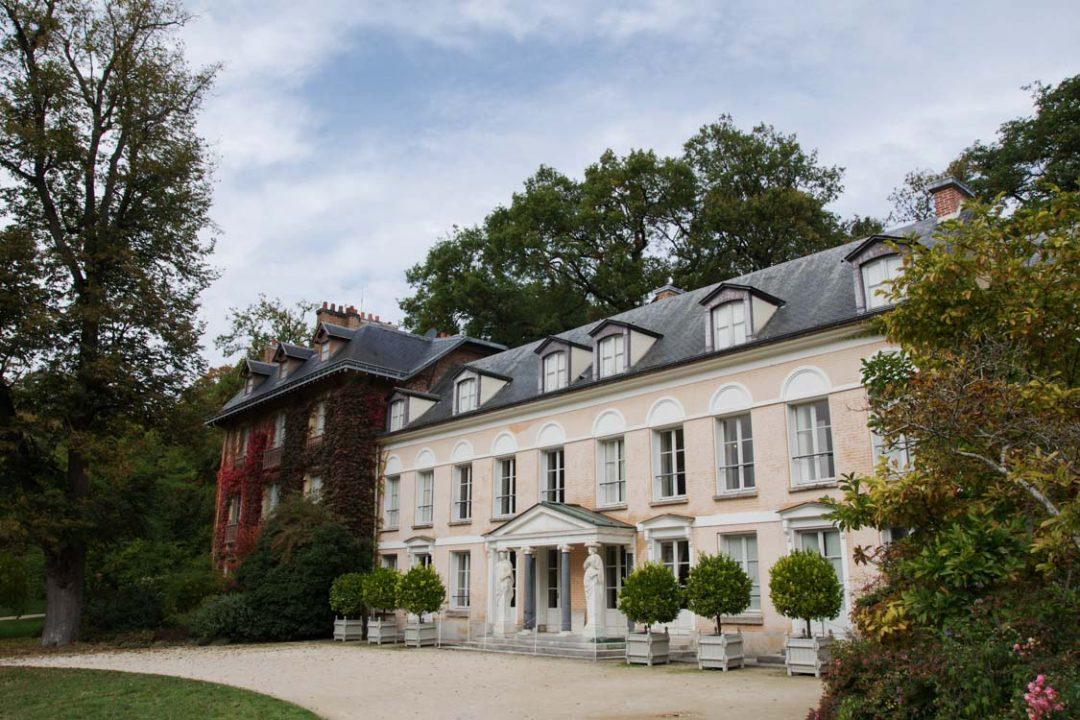 Façace principale de la maison de Chateaubriand