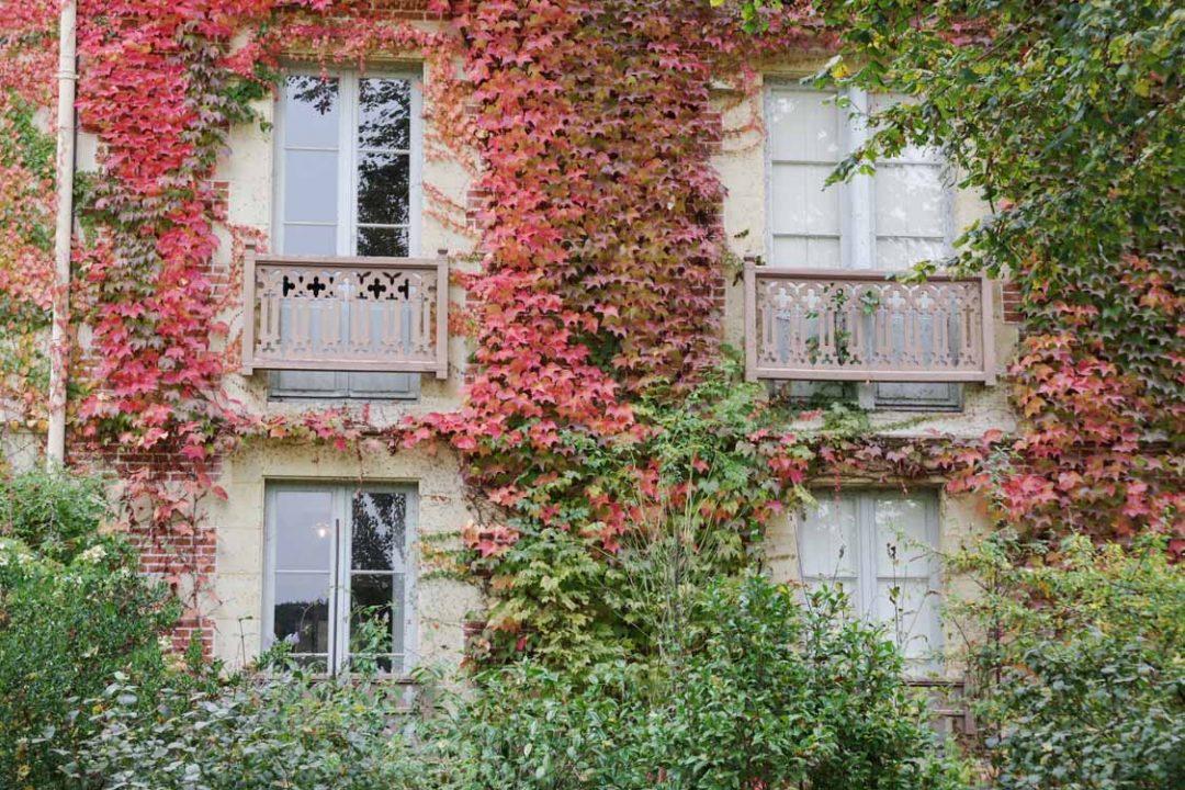 façade de la maison de chateaubriand