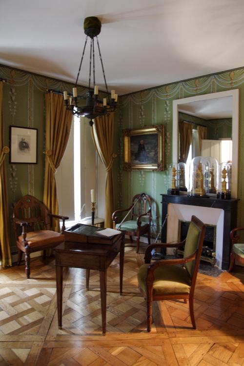 Chambre de Chateaubriand