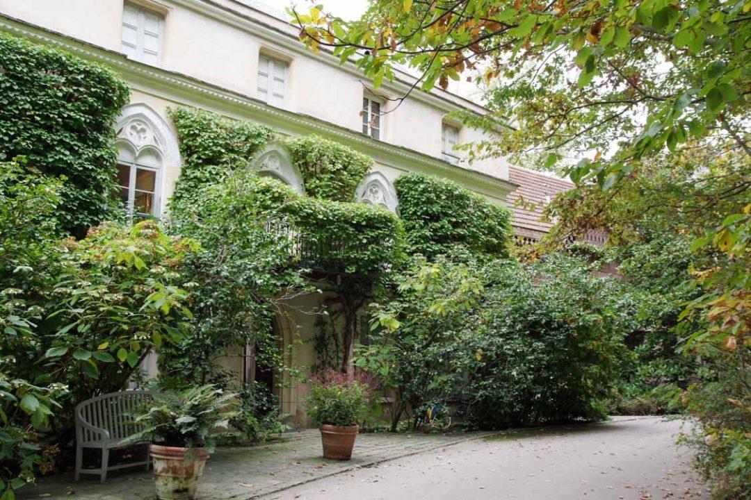 extérieur - maison de chateaubriand