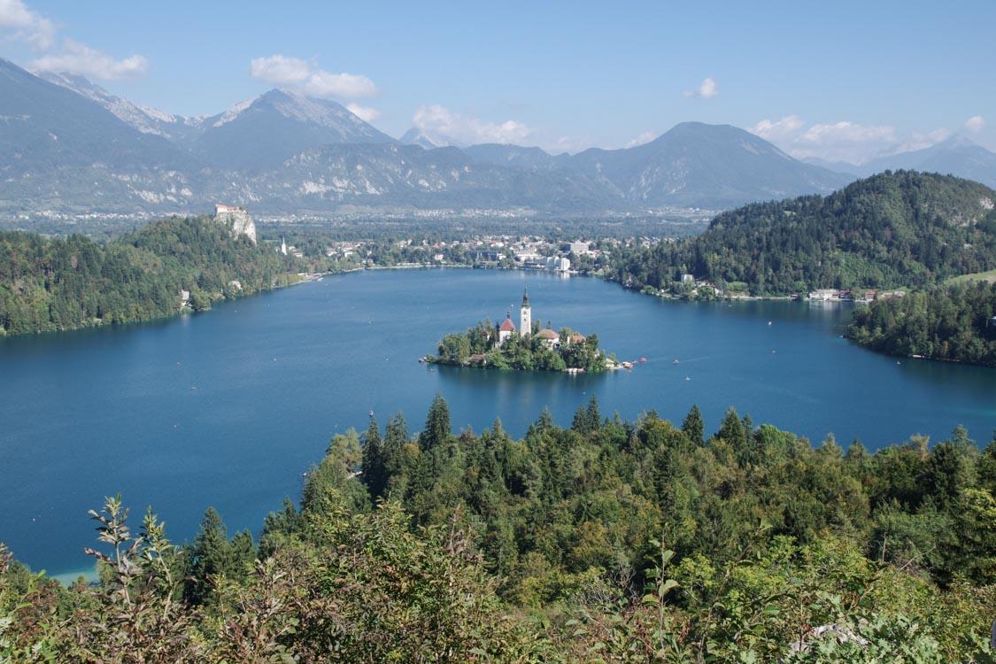 Itinéraire pour visiter la Slovénie en une semaine