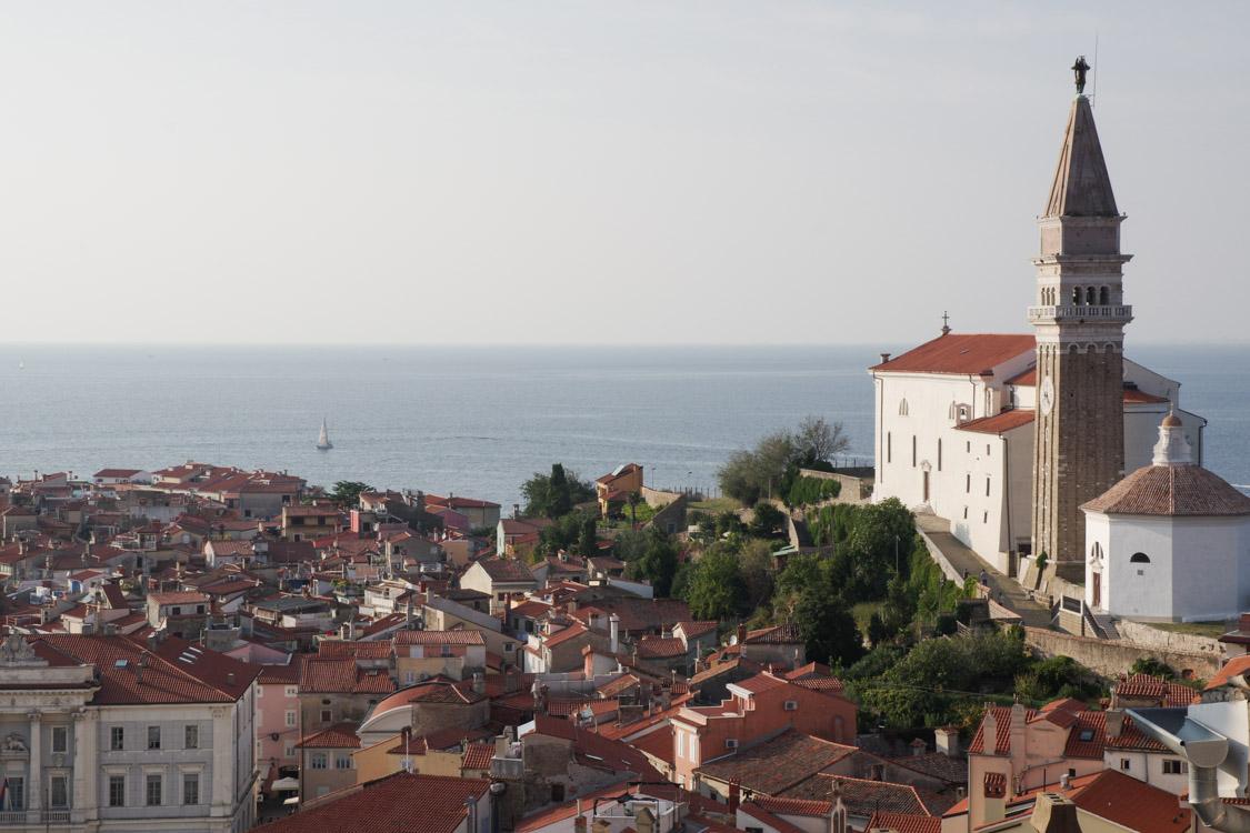 Piran, la perle de la Slovénie – et ses environs