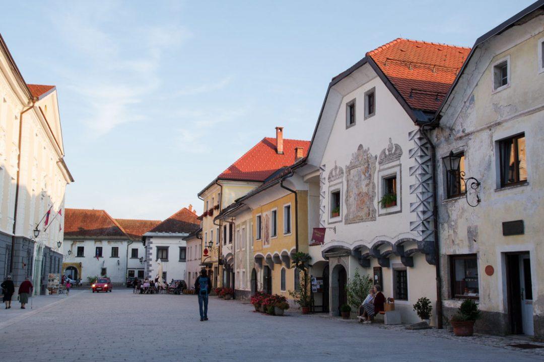 Vieille ville de Radovljica
