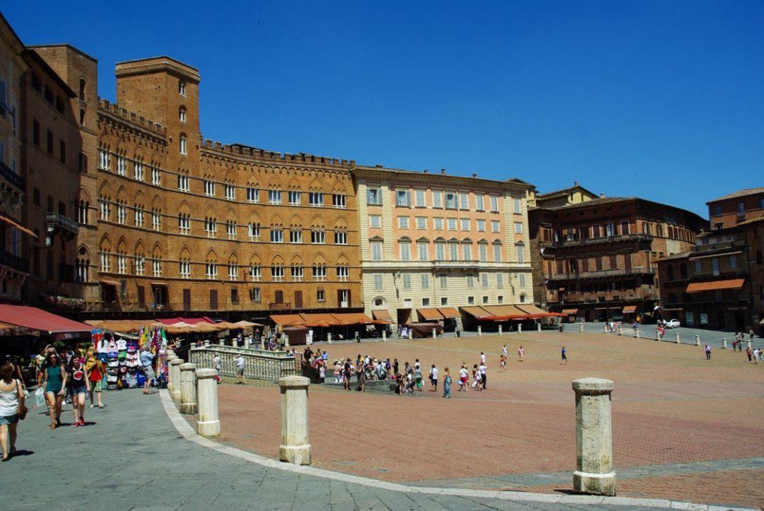 Piazza Il Campo - Sienne