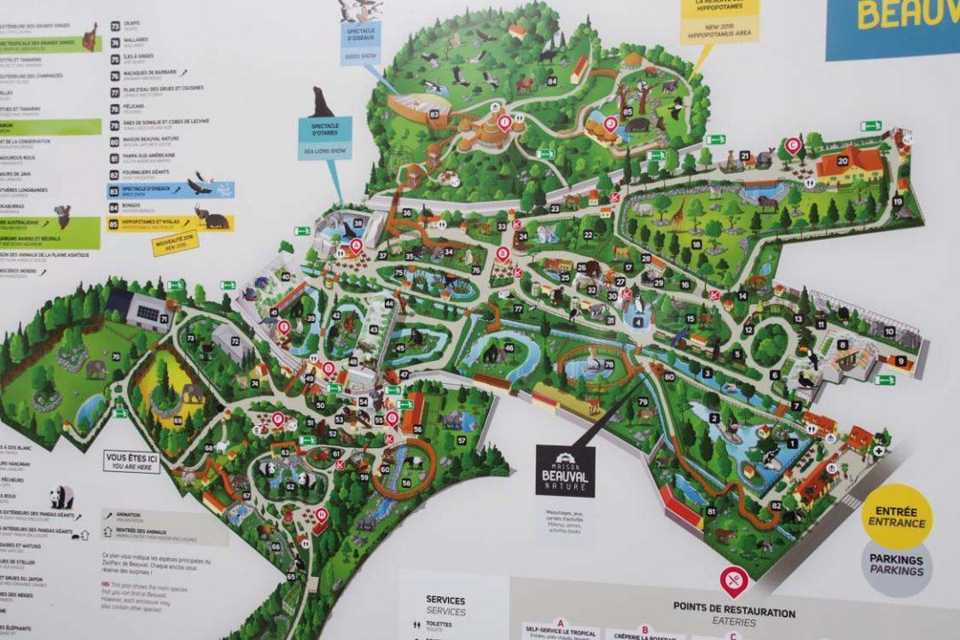 Ma journ e au zoo de beauval voyager en photos for Appart hotel zoo de beauval