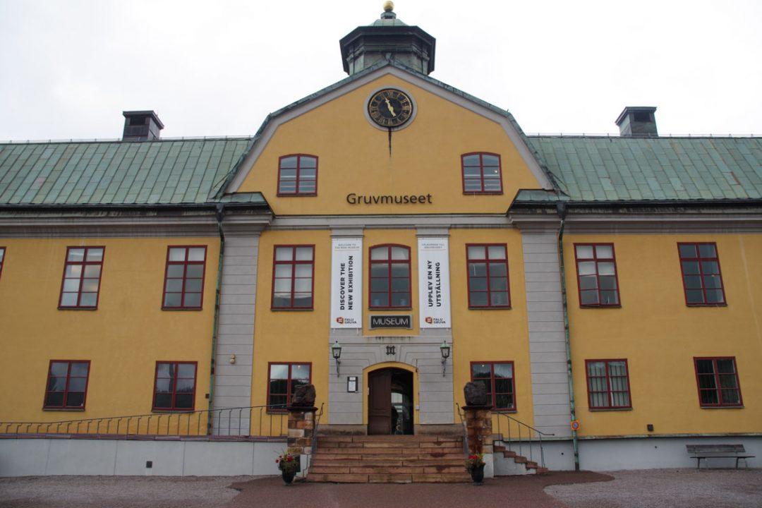 Musée de la mine de Falun