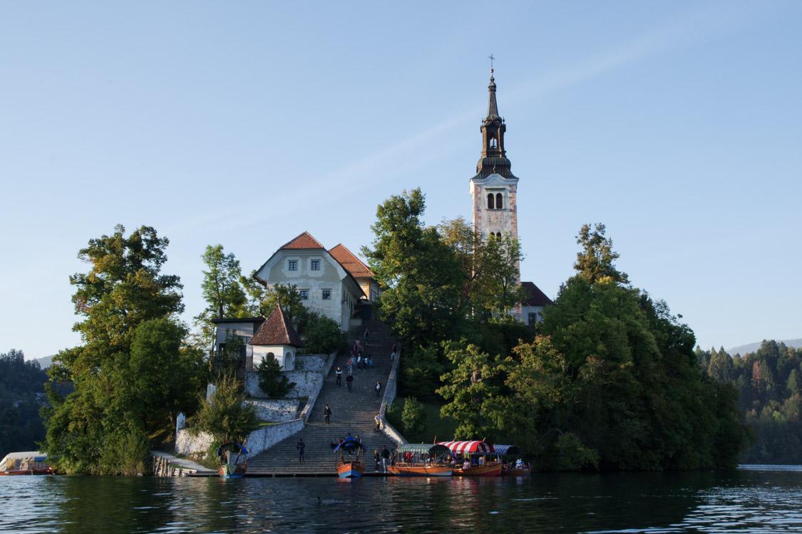 Une journée autour du Lac de Bled
