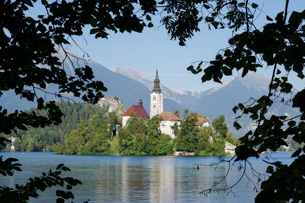 l'ile de Bled