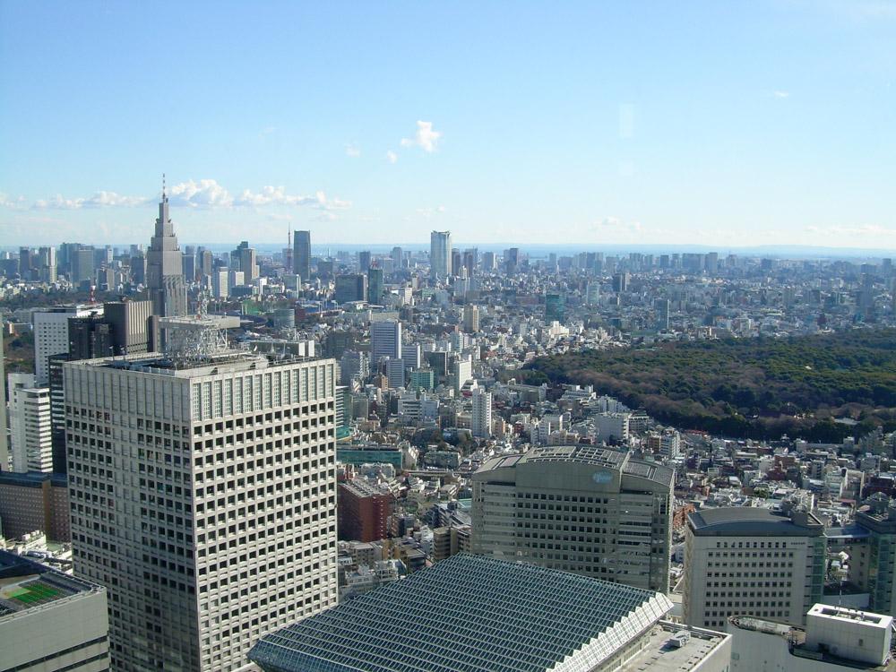 A la découverte des principaux quartiers de Tokyo