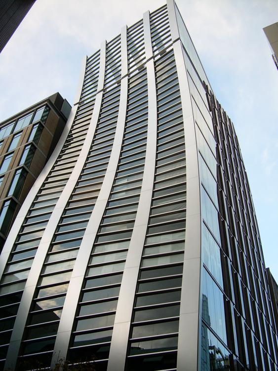building ginza - Tokyo