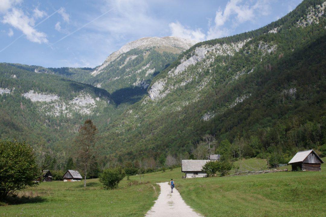 Randonnée dans le Parc National du Triglav