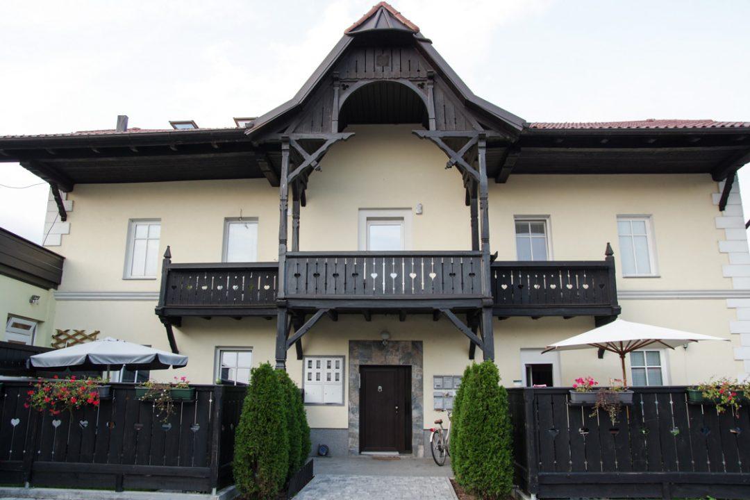 Slovenian House Vida - Hôtel Ljubljana