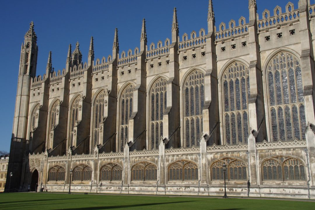 King's College Chapel - Cambridge