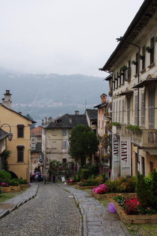 Village d'Orta San Giulio