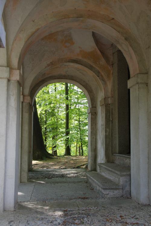 le Sacro Monte d'Orta