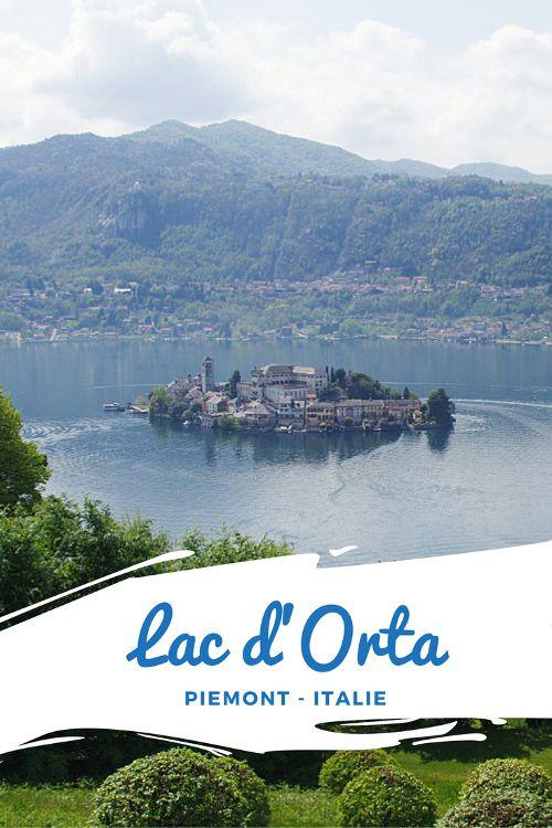 Programme d'une journée à la découverte du lac d'Orta : Orta San Giolio et le Sacro Monte di Orta classé au Patrimoine mondial de l'UNESCO