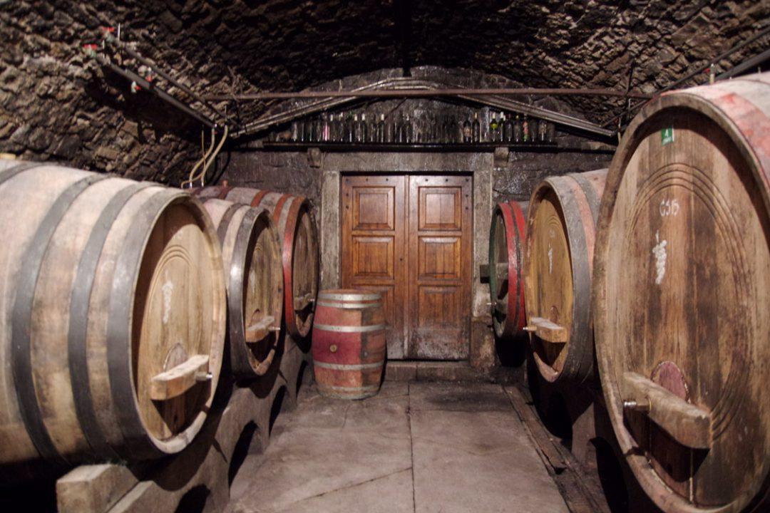 cave de vin Zorz