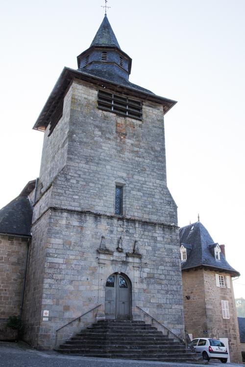 Eglise de Corrèze