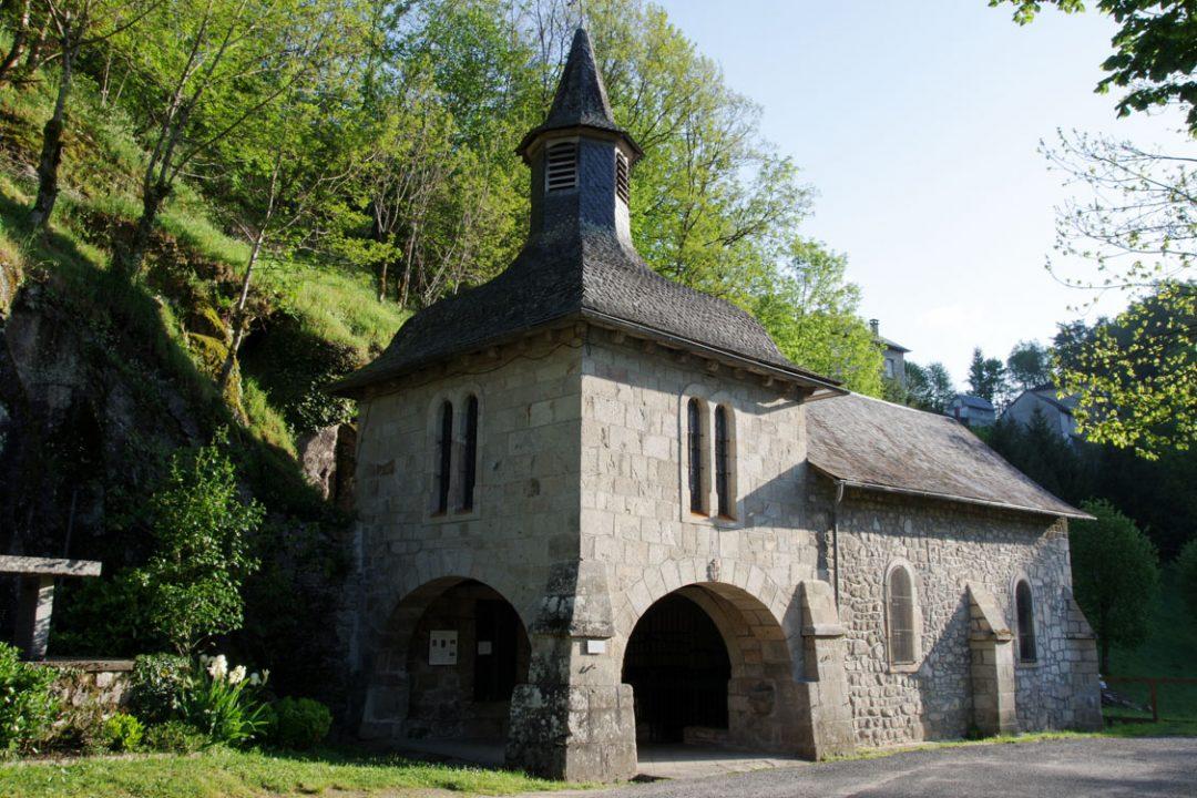Chapelle Notre Dame du Pont Salut - Corrèze
