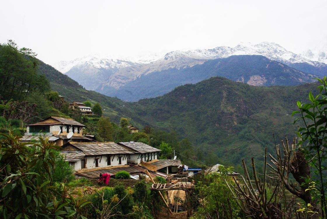 Trek du Balcon des Annapurnas – destination Poon Hill