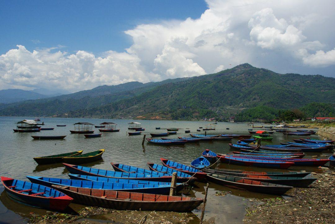 lac de Pokhara