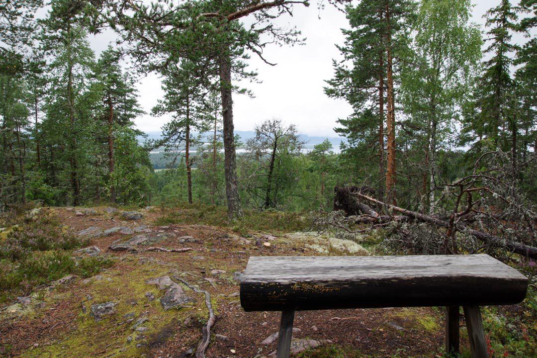 randonnée en Dalécarlie - Suède