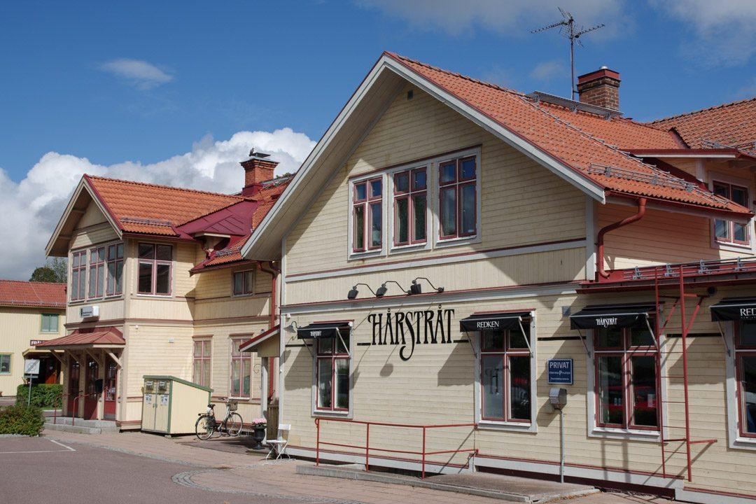 centre ville de Leksand
