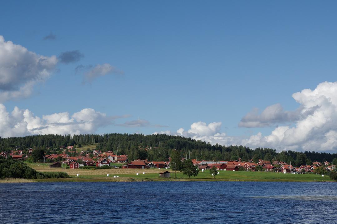 Randonnée en Dalécarlie, la Suède centrale