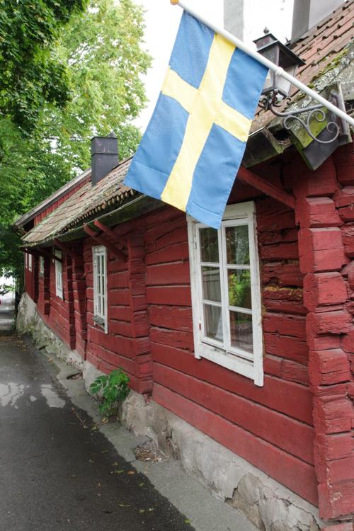 restaurant Tant Bruns - Sigtuna - Suède