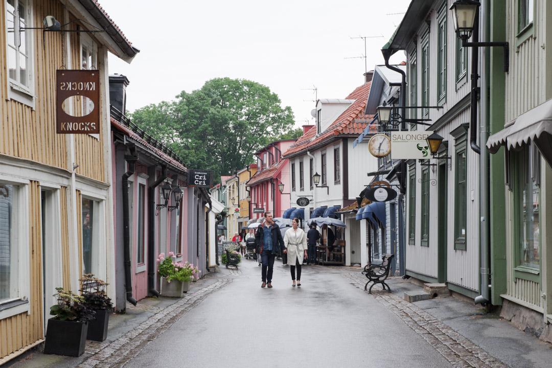 Un après-midi à Sigtuna, la plus vieille ville de Suède