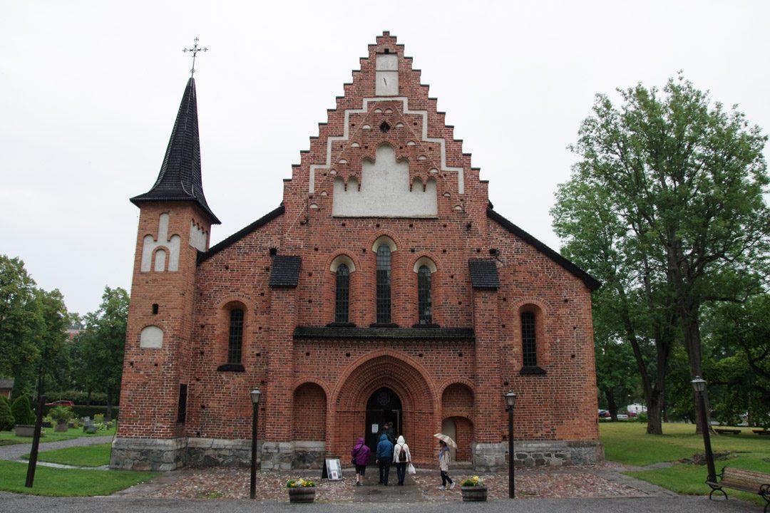 Eglise Sainte Marie - Sigtuna - Suède