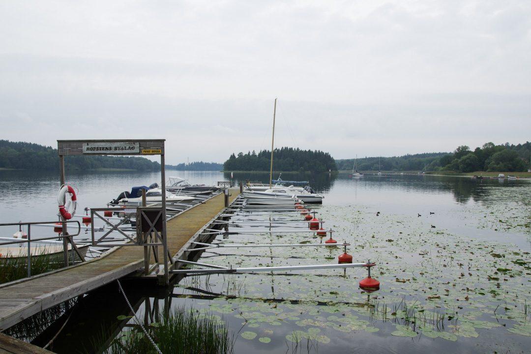 Sigtuna - balade au bord du lac Malaren