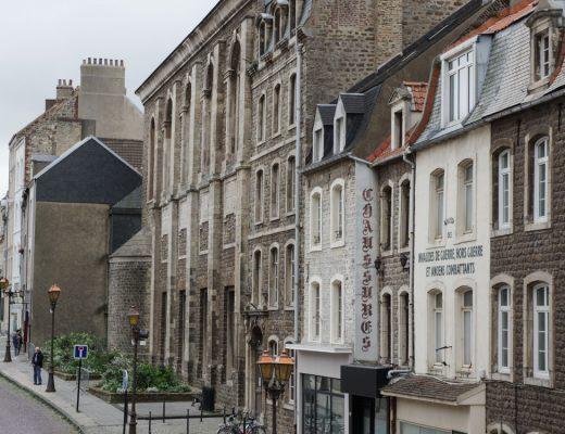 ville haute de Boulogne-sur-mer