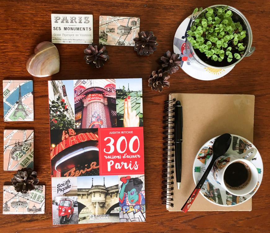 2 livres pour découvrir Paris + concours