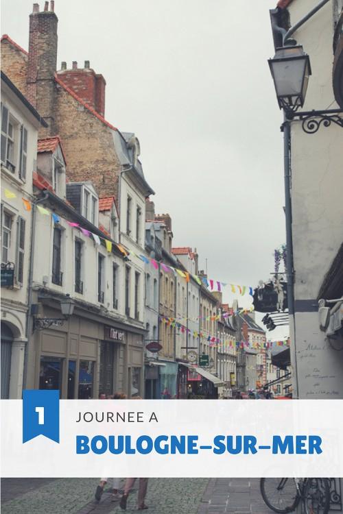 Visiter Boulogne-sur-Mer en 1 jour : découvrir Nausicass, le Centre National de la Mer, et la vieille ville fortifiée qui abrite la plus grande crypte de France !