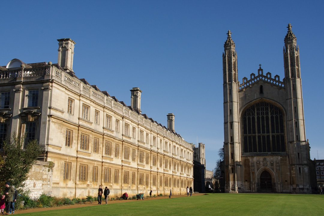 Chapelle de King's College - Cambridge